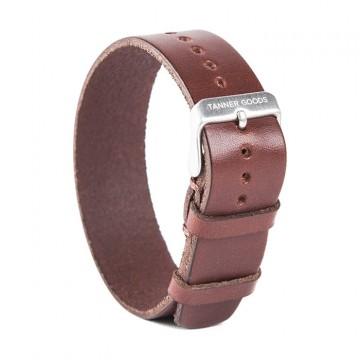 3be8049bd Single Pass English Bridle Watch Strap