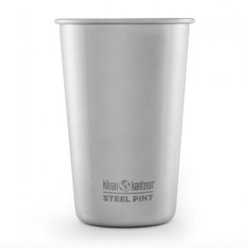 Steel Pint 473 ml - Kuppi:   473 ml Klean Kanteen Steel Pint -kuppi on valmistettu elintarvikekelpoisesta ruostumattomasta teräksestä, joten se...