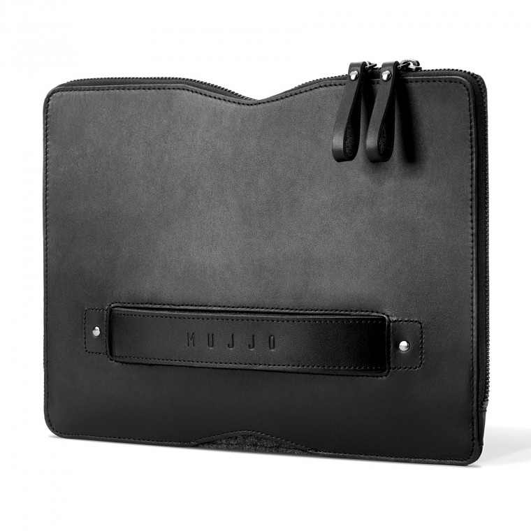 "Mujjo 12"" Macbook Carry-On Folio Sleeve"