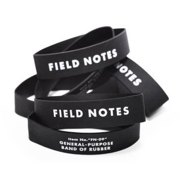 Band of Rubber 12-Pack - Kuminauhat:  Field Notes -kuminauha sopii täydellisesti Field Notes -vihkon ympärille. Sopii erinomaisesti myös setelirullien...