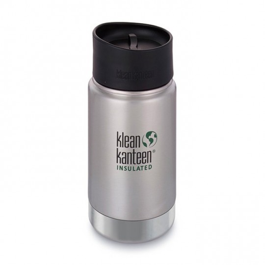 Wide 355 ml Insulated Bottle:  The amazingly versatile Kanteen® Insulated does more than a one thing: mug, a thermos and a bottle. Durable,...