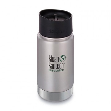 Wide 355 ml Insulated Bottle -  The amazingly versatile Kanteen® Insulated does more than a one thing: mug,...
