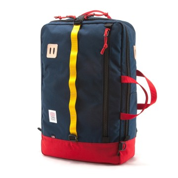 Travel Bag:  As an avid traveler themselves, the crew at Topo Designs wanted to design a bag would work for a trip that lasts a...
