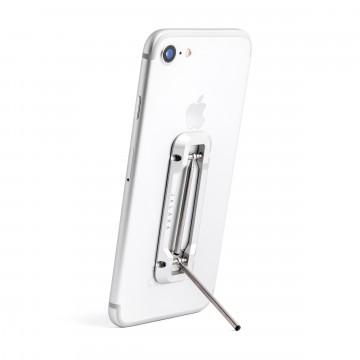 Dual - Mobiilistandi:  Jalaka Dual -mobiilistandin avulla voit skypettää, katsoa videoita, periscoopata ja navigoida puhelimella tai...