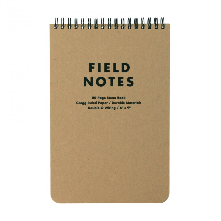 Field Notes Steno Book - Muistikirja