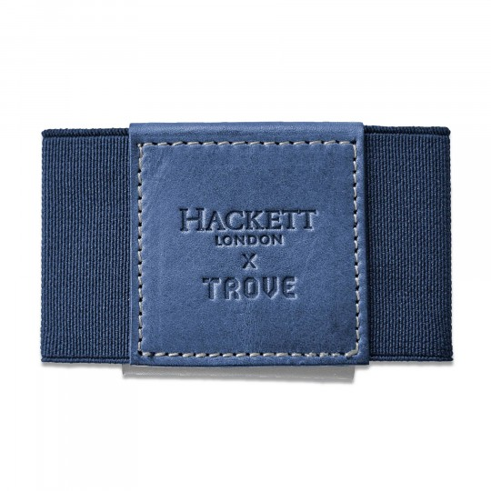 Trove × Hackett - Lompakko:  Tämä Special Edition -malli on tehty yhdessä Hackett London -merkin kanssa. Se kuvastaa molempien merkkien...