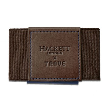 Trove × Hackett Wallet:  Made in collaboration with Hackett London, this Special Edition embodies the passion of both brands for...