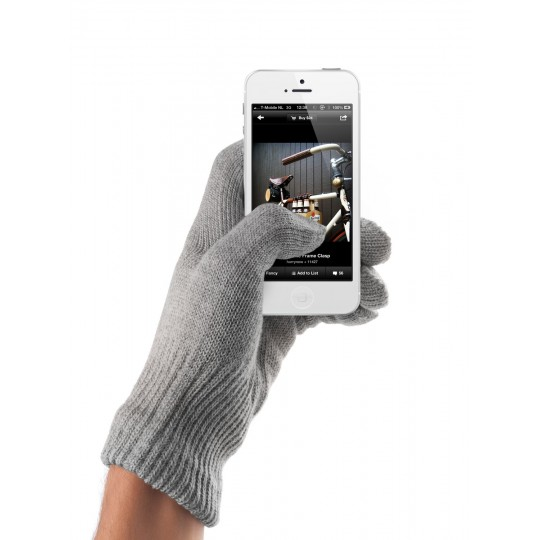 Touchscreen Gloves:  You can now use the touchscreen device with these quality gloves on during the winter. Touch screen devices are...