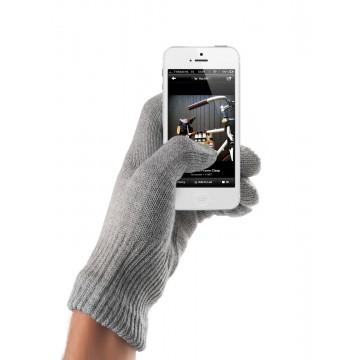 Touchscreen - Handskar:  Nu kan du använda din mobiltelefon eller surfplatta med dessa pekskärmshandskar och hålla händerna varma under...