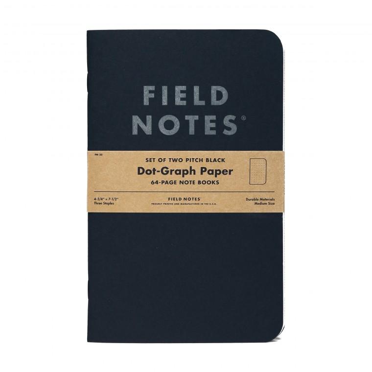 field notes anteckningsblock
