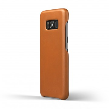 Full Leather Galaxy S8/Plus - Suojakansi:  Mujjo iPhone -suojien menestyksen myötä on aika tuoda samat Mujjo-kotelot Samsung Galaxy S8 -puhelimille....