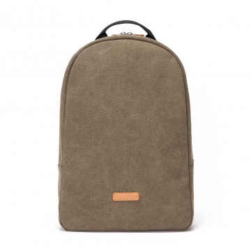 Marvin Backpack:  Marvin is a simple, no-fuzz backpack. Metal 2-way zipper with veg tanned leather pullers makes it easy to handle....