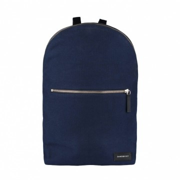 Samuel Backpack:  Samuel is a large, classic backpack with modern functions. The organic heavy cotton canvas and thick leather...