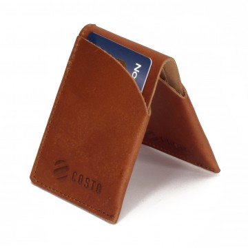Pomio Card Case:  Costo Pomio card cas has four card slots. The case is hand made in EU from genuine leather. Costo manufacturing...