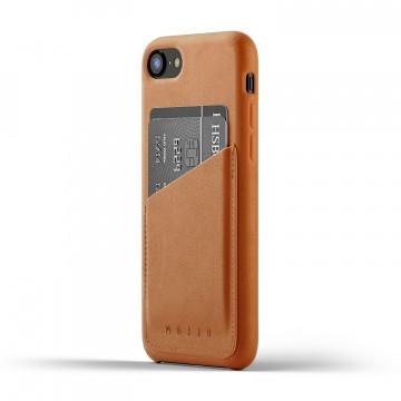 Full Leather iPhone 8/7 Wallet - Suojakansi:  Täysin uudelleen suunniteltu Mujjo Wallet Case -suojakotelo on vuorattu kauttaaltaan full-grain -premiumnahasta,...