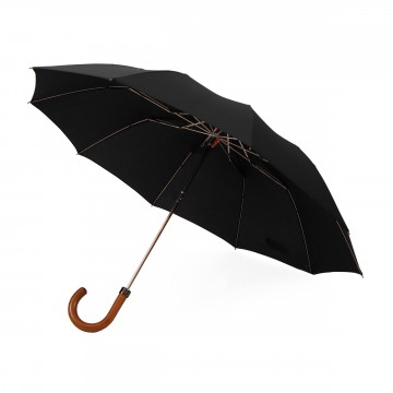 Maple Umbrella:   London Undercover Maple umbrella holds the rain reliably with British class. Maple handle feels pleasant to hold on...