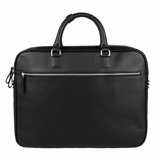 Dag Briefcase:  Dag is a classic and well functional briefcase in leather with metal details. The professional and clean design is...