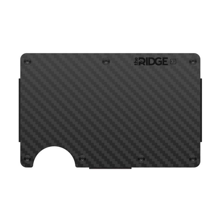 Ridge Carbon Fiber Wallet