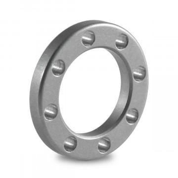 UFO - Avainlenkki:  UFO (Universal Flex Organizer) on titaaninen rengas, jonka kahdeksaan reikään voit kiinnittää avaimet ja muita...