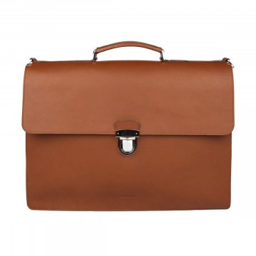 Jan Briefcase:  When you expect top class and quality from the briefcase, Jan is an excellent choice. Made from full grain aniline...