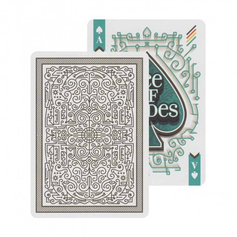 Art of Play A Typographer's Deck - Pelikortit