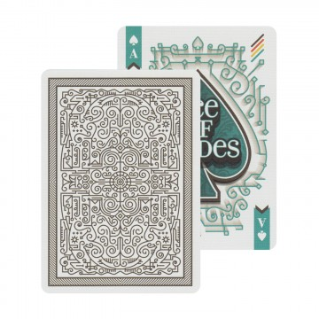 A Typographer's Deck Playing Cards:  A Typographer's Deck is made in collaboration with Turkish artist Furkan Şener. This unique deck of playing cards...