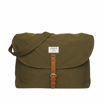 Jack Ground Messenger Bag:  Simple and casual Jack Ground messenger bag goes easily wherever your day takes you. Slots for 15