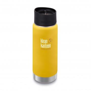 Wide 473 ml Insulated - Termospullo:  Kun ojennat Wide 473 ml Insulated -termospullon lähikahvilasi baristalle, juomasi pysyy siinä kuumana jopa 6 tuntia...