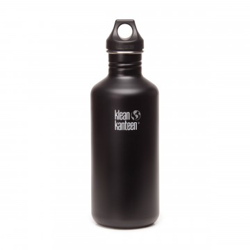 Classic 1,2 L Drinking Bottle:  When less just isn't enough, this is. The 1.2 L Kanteen® Classic is great for long car trips, camping, a late-night...