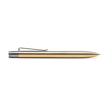 Mover & Shaker Brass Pen:  This is the updated model, a