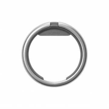 Ring:  Orbitkey Ring is an effortless solution to the traditional keyring. Durable stainless steel enclosure is home to the...