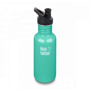 Classic 532 ml Drinking Bottle:  Whether you are going our for a short hike or just to work, 532 ml Classic drinking bottle holds enough to keep you...
