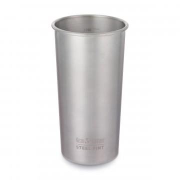 Steel Pint 592 ml - Kuppi:   592ml Klean Kanteen Steel Pint -kuppi on valmistettu elintarvikekelpoisesta ruostumattomasta teräksestä, joten se...