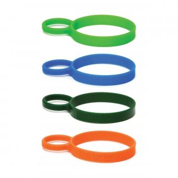 Pint Ring 4-Pack - Pidikkeet:  Silikonista valmistettu Pint Ring on suunniteltu Klean Kanteen Steel Pint -juomalasin kantamiseen mukana. Voit...