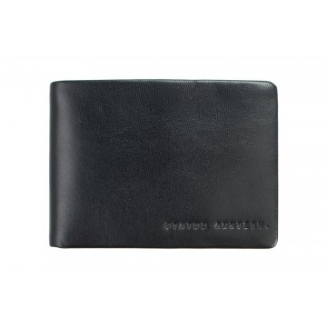 Jonah Wallet:  Jonah wallet is made of high grade vegetable tanned French leather. It has 5 card slots including nifty uplift ID...