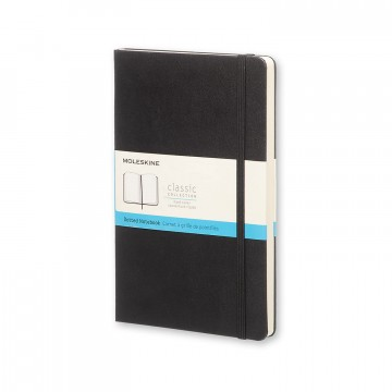 Classic Large Notebook:  The Classic Large is a reliable travel and business meeting companion, perfect for writing down notes, ideas and...