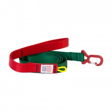 Dog Leash:  The Dog Leash by Topo Designs is a canine classic. It's made from heavy-duty nylon webbing used on many of Topo...