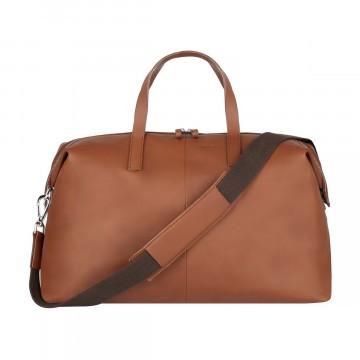 Holly Leather - Laukku:  Holly on kompakti, huolellisesti valitusta kasvisparkitusta nahasta valmistettu viikonloppulaukku. Käytännöllinen...