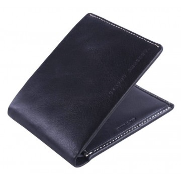 Hosea Wallet:  Simple is beautiful. Featuring a streamlined interior with 8 card slots, and made of soft to the touch low sheen...