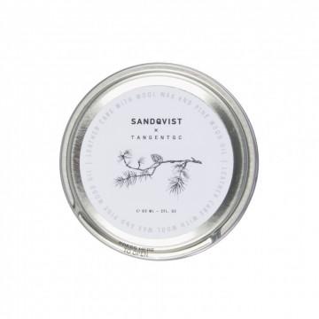 Tangent - Nahanhoitoaine:  Tämä nahanhoitoaine toimii mainiosti kaikkien Sandqvist-nahkalaukkujen kanssa. Siinä on kätetty vain luonnollisia...