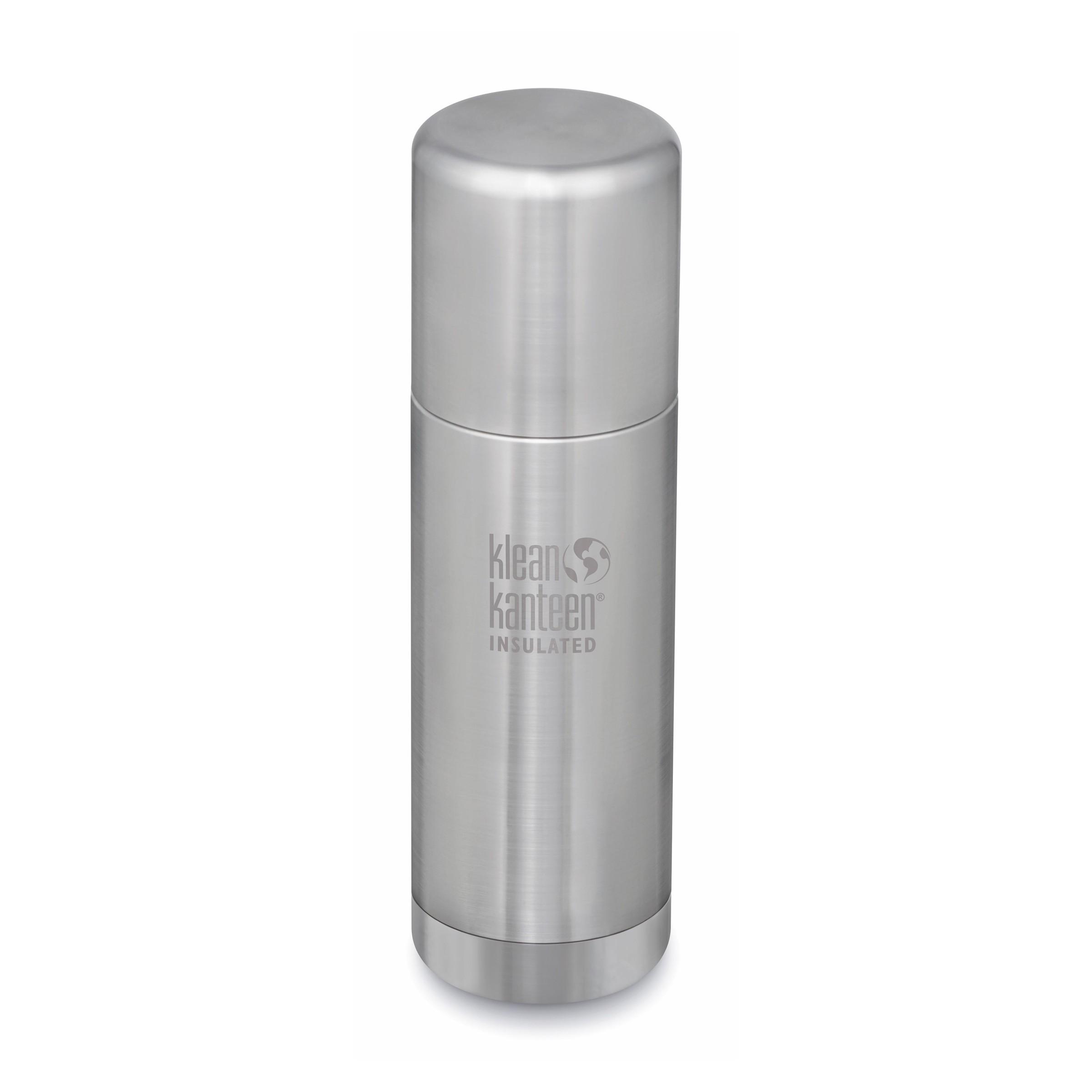 Klean Kanteen Insulated TK Pro High Performance Thermos Flask MATT SHALE BLACK
