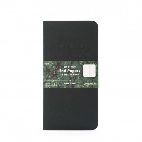 End Papers 2-Pack - Muistivihko
