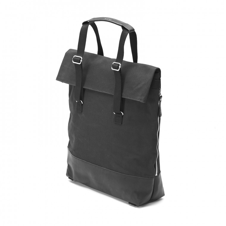Qwstion Day Tote Leather - Laukku