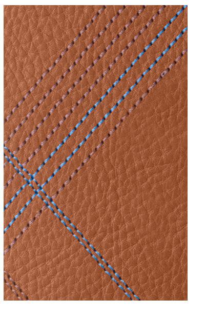 Secrid Leather Stitch