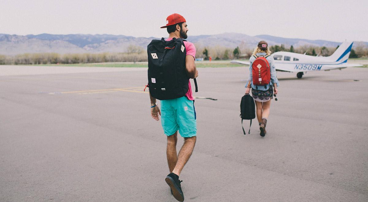 Travel Bag - Laukku