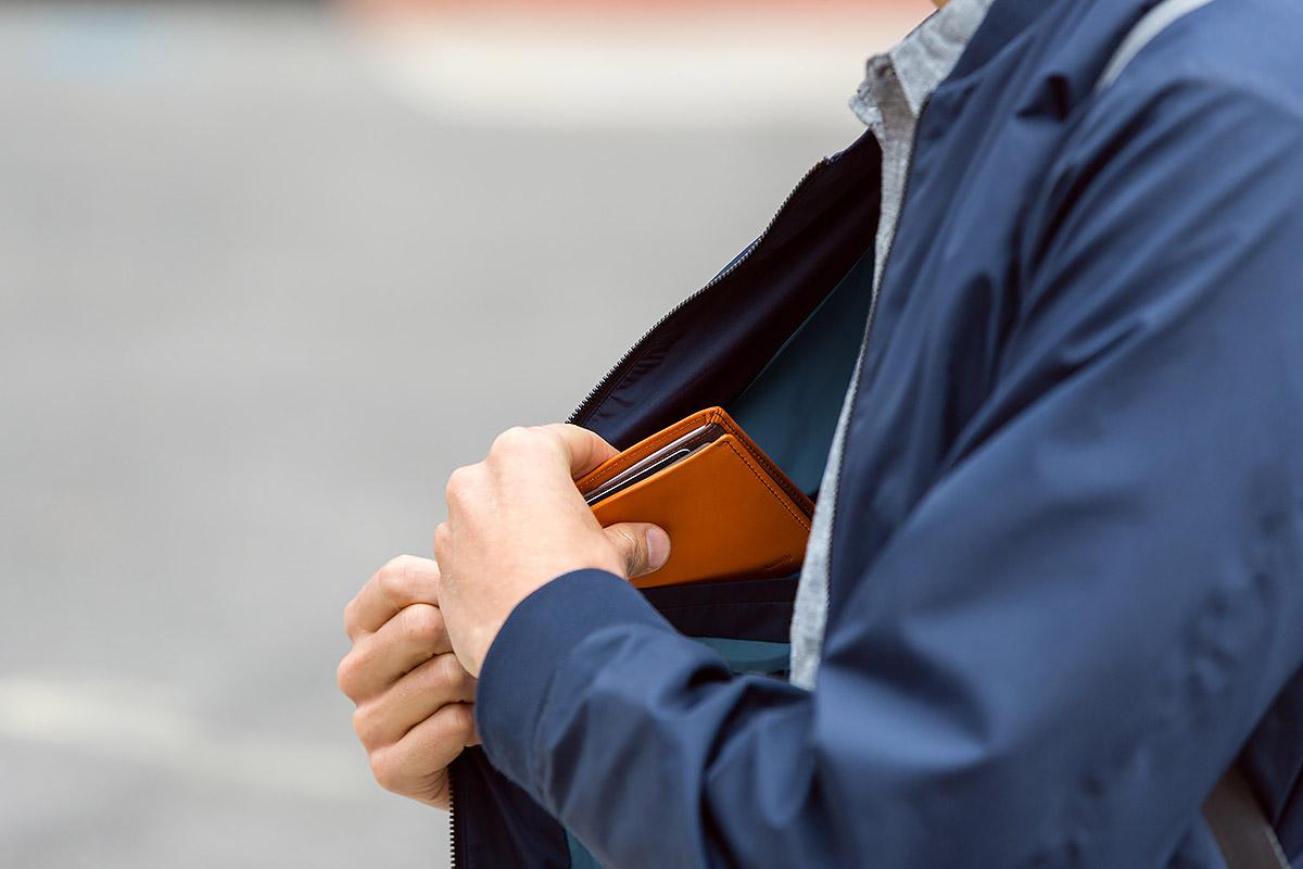 RFID-suojatut lompakot